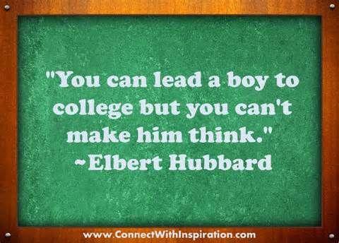 Best College Quotes Lovetoknow