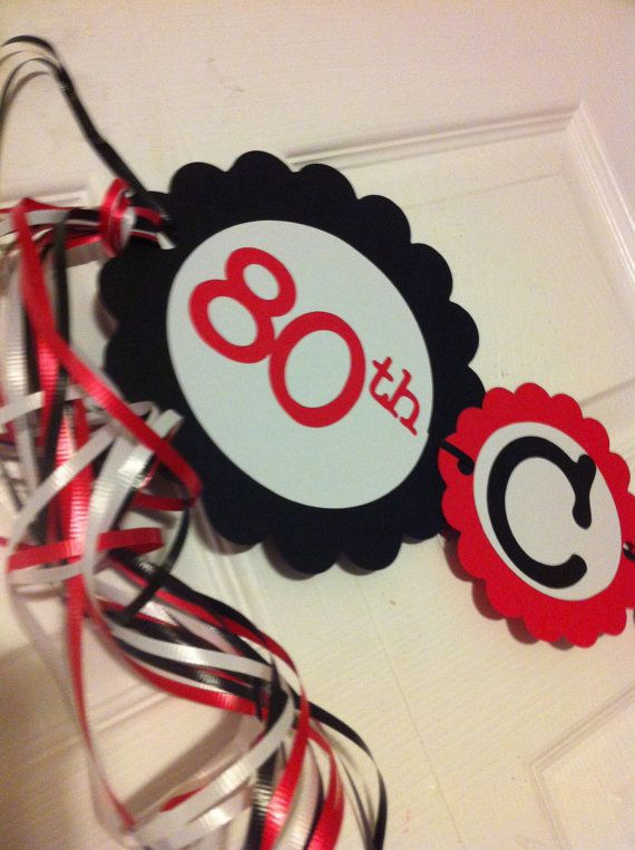 1000 images about 80th birthday ideas on pinterest grad for 80th decoration