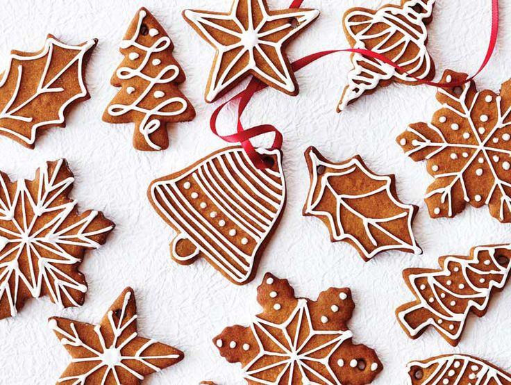 Gingerbread Cookies / Biscuits de Noël Recette Biscuit