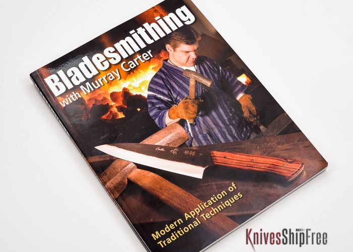 Carter Cutlery: Bladesmithing with Murray Carter - $27.99