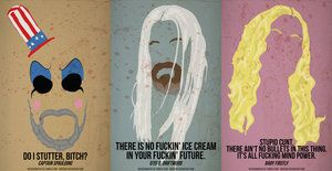 The Devil's Rejects Quote Posters by *Brieana