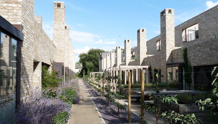 Accordia, Cambridge Housing Developmen & Academy of Urbanism Precedent List