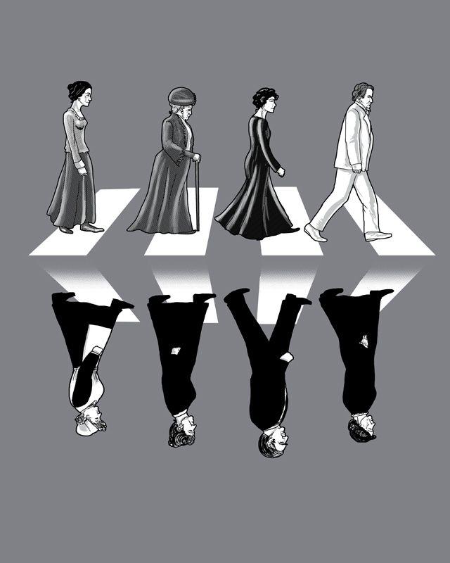Downton Abbey Road #AETN #BeMore #Downton
