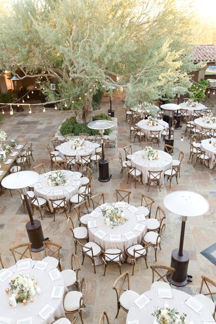 Uncategorized outdoor vintage glam wedding rustic wedding chic - Country Club Wedding In A Soft Neutral Color Pallet White And Blush Pink Florals With