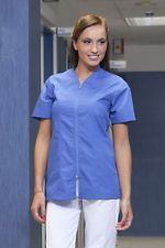 Casacca Camice Donna da lavoro Medico Estetista Farmacista Abbigliamento Abiti
