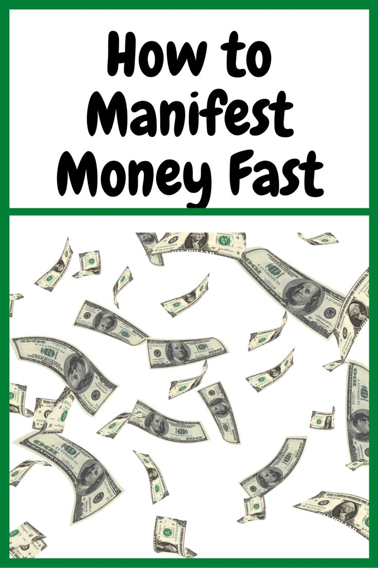 How to Manifest Money Fast in 2020 How to manifest