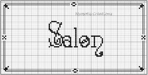 Maison - house - salon - point de croix - cross stitch - Blog : http://broderiemimie44.canalblog.com/