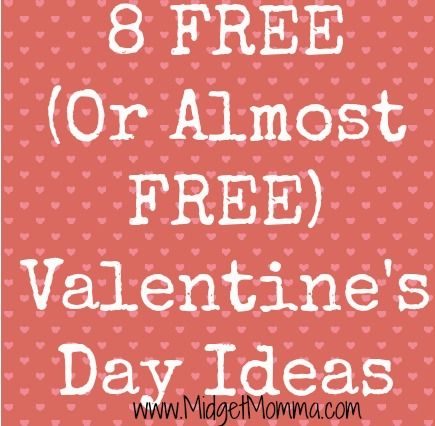free valentines day ideas for wife