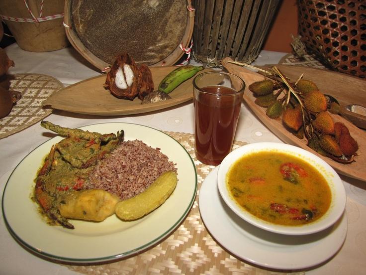 Nombre plato: Cocina, Cultura y Pensamiento. Grupo Misak May - Guambia (Cauca). Ganadores del Premio Nacional de Gastronomía. Crédito Milton Ramírez (@FOTOMILTON) MinCultura 2012.
