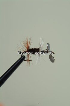 Pistol Pete Hi-Country Fishing Flies, Size 10, Renegade  https://fishingrodsreelsandgear.com/product/pistol-pete-hi-country-fishing-flies-size-10-renegade/  Whether you fish Pistol Petes with a spinning rod, fly rod, you will find Pistol Petes to be consistent fish-getters for all North American game fish Pistol Petes are very effective for trout, salmon, steelhead, pike, bass, crappie, walleye, and other freshwater game fish Pistol Petes are also being used effectively for m