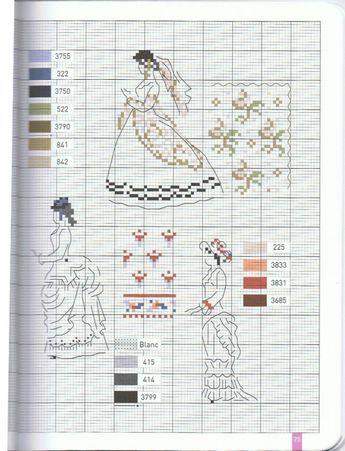 Gallery.ru / Фото #21 - Gravures de Mode - Gala40