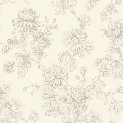 Home of colour clara classic cream wallpaper at homebase for Wallpaper homebase