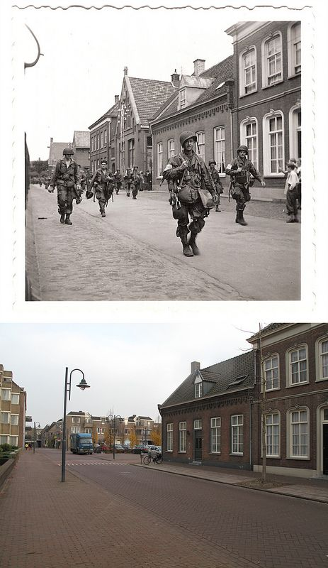 Ghosts of War - Veghel, We're here then and now