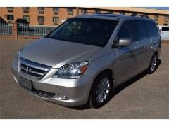 2007 Honda Odyssey Touring w/DVD RES/Nav Van at Bender CDJ in Clovis, New Mexico.