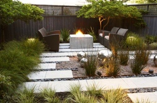 Modern landscaping landscape design landscape for Modern backyard landscaping