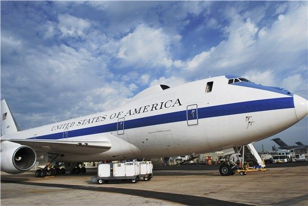 Boeing Returns Air Force E-4B Aircraft to Service Ahead of Schedule. Boeing [NYSE: BA] recently completed maintenance on a U.S. Air Force E-4B advanced airborne command post earlier than planned, enabling the Air Force to quickly return the vital aircraft to operational service. It was the first E-4B serviced at Boeing's San Antonio site. Boeing also performs maintenance on Air Force C-17 Globemaster III airlifters, KC-135 aerial refueling tankers and on commercial aircraft at that site…