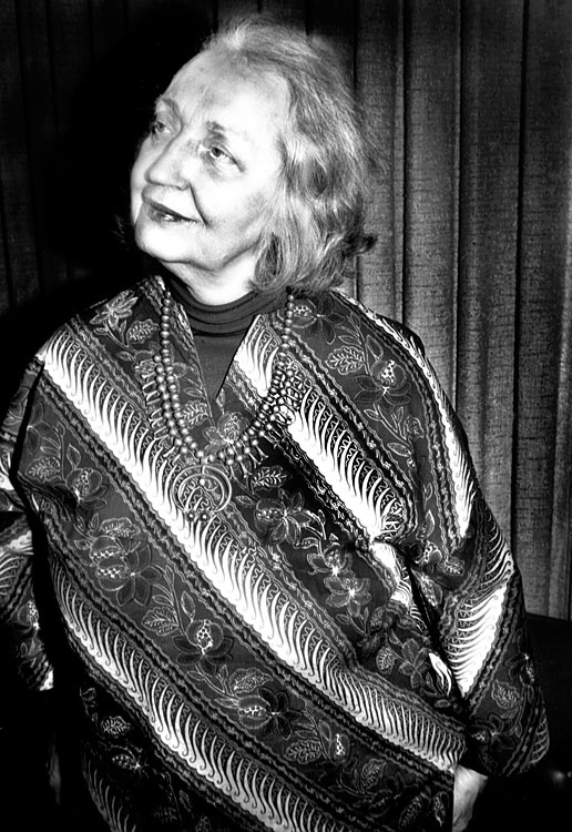 Barbara Morgan (July 8, 1900 – August 17, 1992)