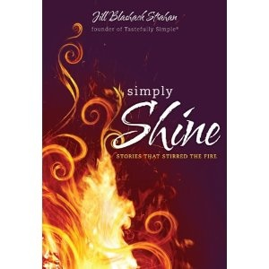 Tastefully Simple Simply Shine Book