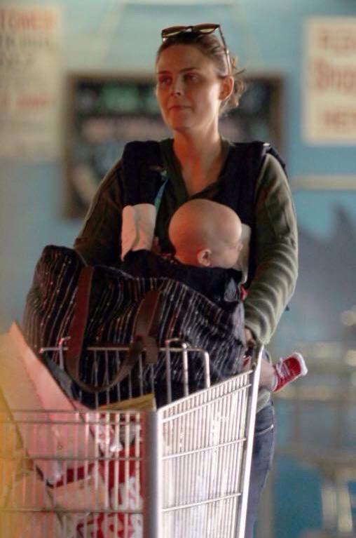 Emily deschanel baby henry