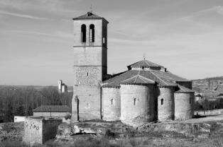 Iglesia Románica del Santo Sepulcro - Vera Cruz, Segovia (Fotos de Románico de Segovia)
