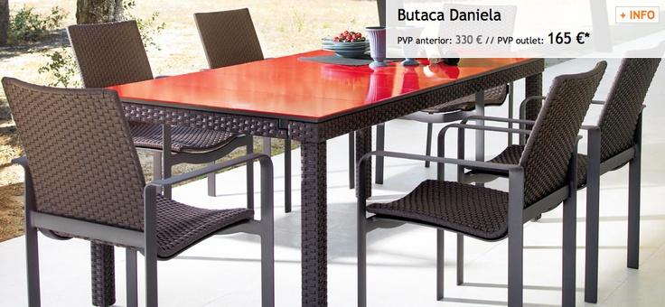 16 best outlet mobiliario de exterior greendesign images - Mobiliario de exterior ...