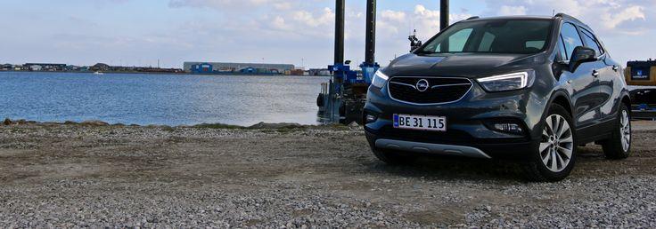 Ingen smalle steder, Opel Mokka X