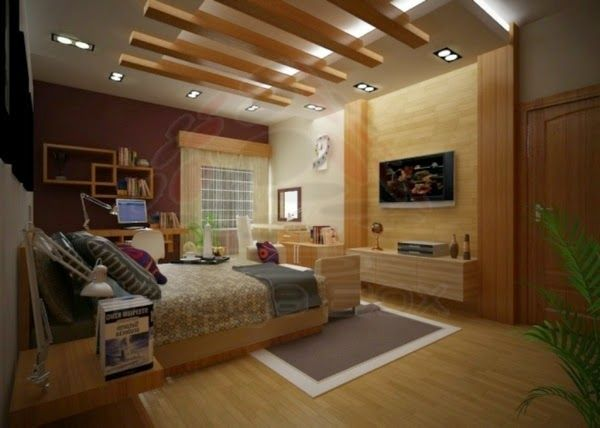 Modern Ceiling Design For Bed Room 2015   Google Search