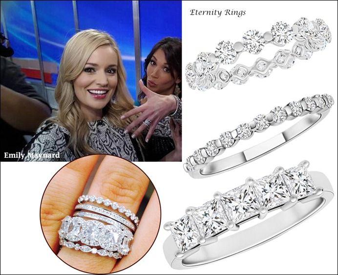 Delicieux Emily Maynard Engagement Ring