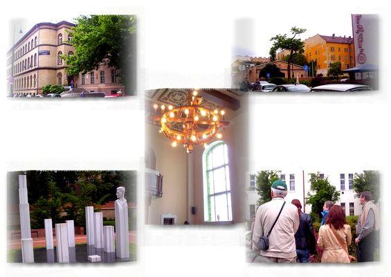 """Ha június, akkor Ferencvárosi napok, és séta a Ferencvárosi Helytörténeti Gyűjtemény muzeológusával, Gönczi Ambrussal. Az idei program keretében megismerhettük azokat a ferencvárosi """"lokálpatriótákat"""", akik adományaiból templom, kórház, kaszárnya épült az évszázadok..."""