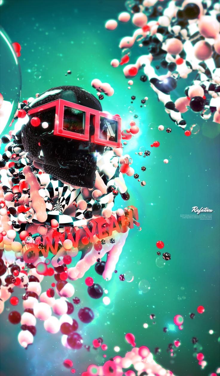 Insanity by Rafatoon