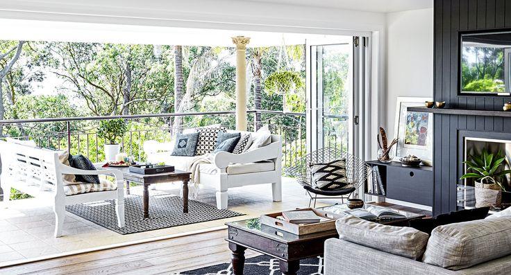Breezy coastal home makeover