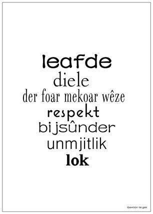 Leafde