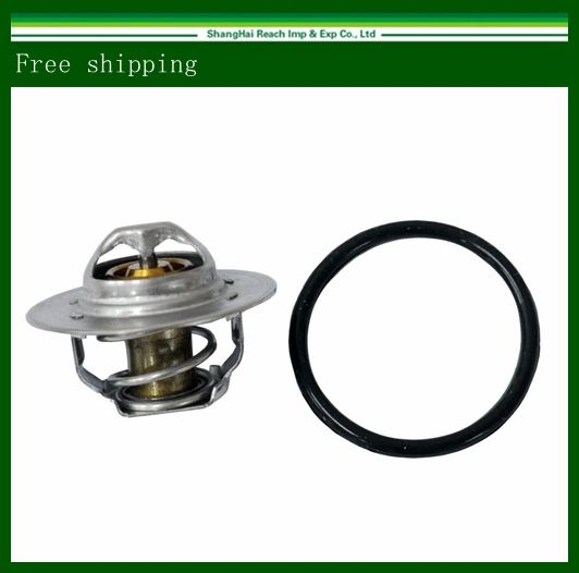 New Thermostat 87C For for  Volkswagen VW Golf Beetle Jetta Passat Audi A4 TT  OE NO.050121113C