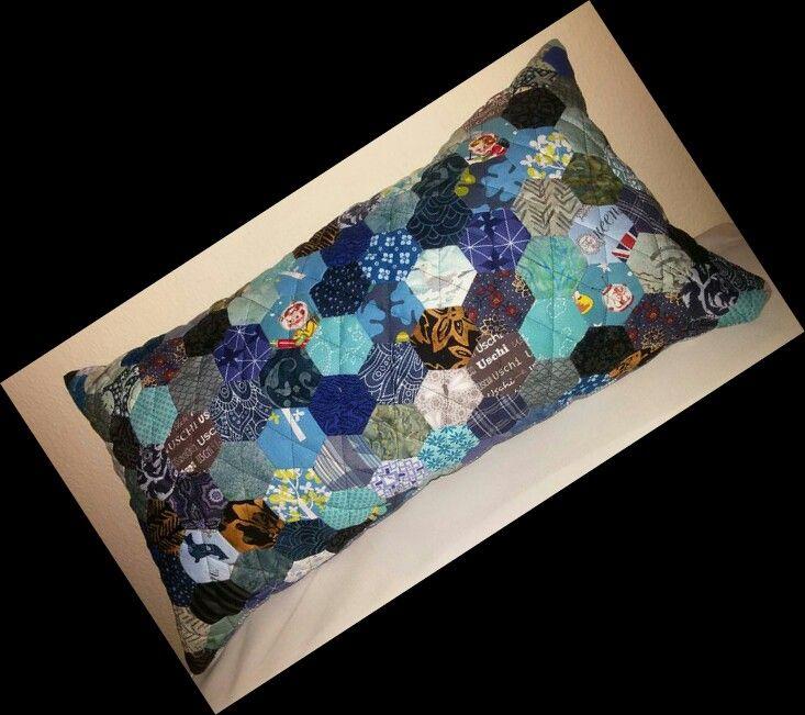Hexagon Pillow Cover