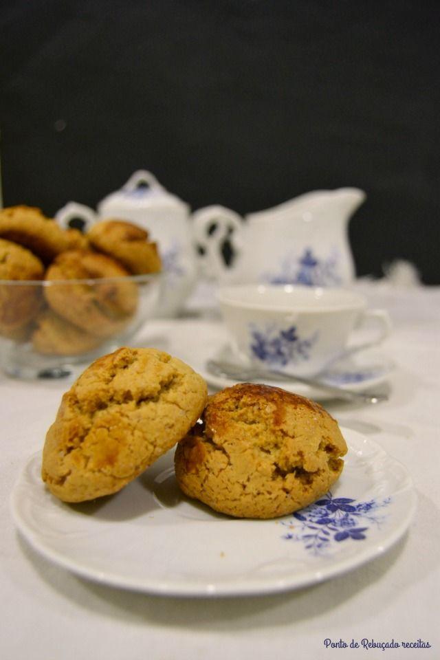 Ponto de Rebuçado Receitas: Biscoitos de azeite