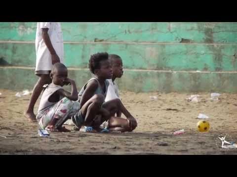 One World Futbol: Rebuilding Liberia--Short video by Thomas Moll-Rocek