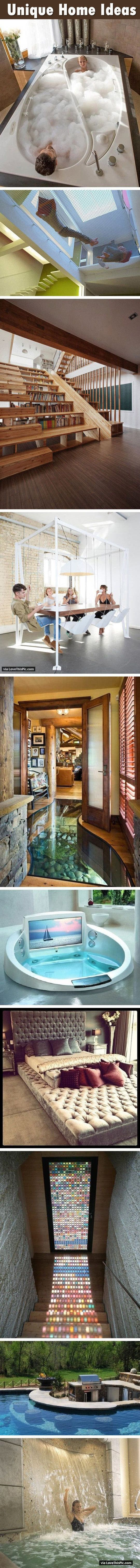 Unique Home Ideas Pictures, Photos, and Images for Facebook, Tumblr, Pinterest, and Twitter