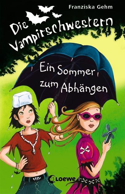 Die Vampirschwestern, Band 9  » Ein Sommer zum Abhängen « erscheint am 11. Juni!