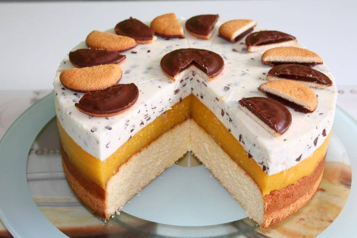 Geheime Rezepte: Tropischer Sturm Torte