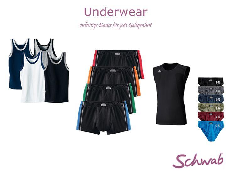 Bequeme #Underwear ist die ideale Basis für jede Situtation