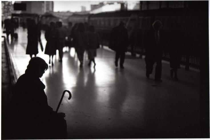 Bernard Plossu.  Angleterre Londres (2)