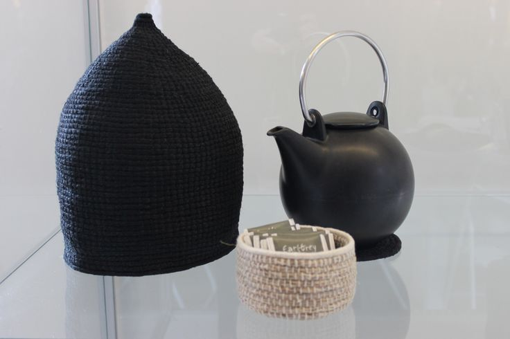 Coiled Tea cozy - B Maj