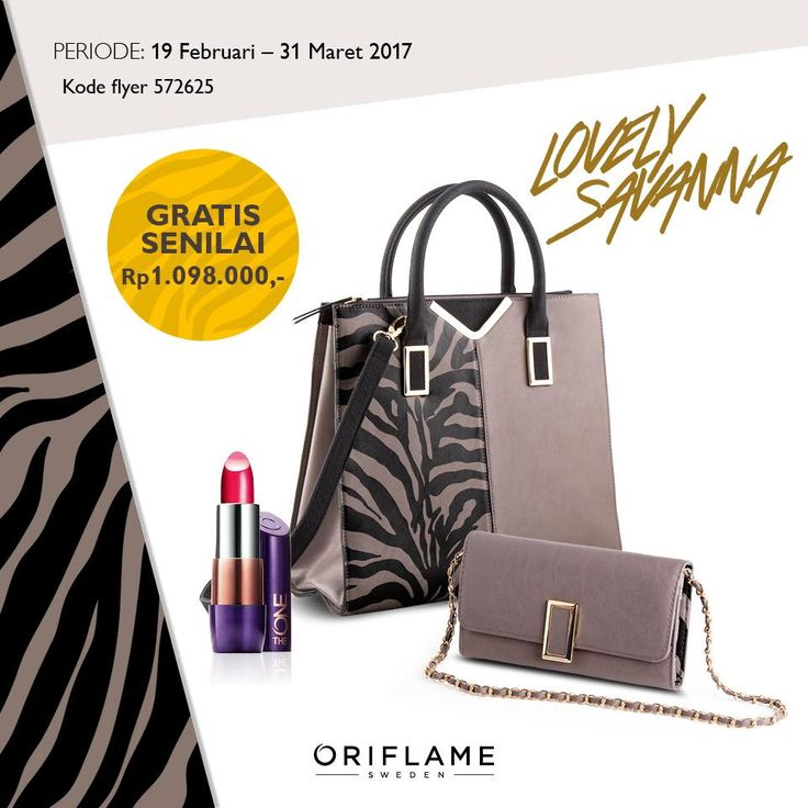 Promo Oriflame di katalog Februari hingga akhir maret 2017, daftar member dengan cara mudah Hanya Rp. 9.900.