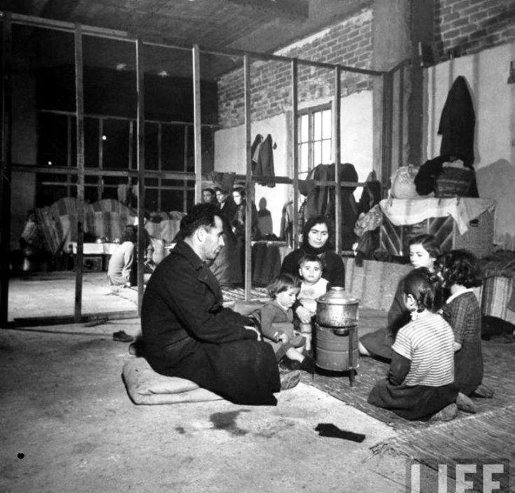 Ελλάδα 1948, Φωτογραφία από Dimtri Kessel…για το περιοδικό LIFE