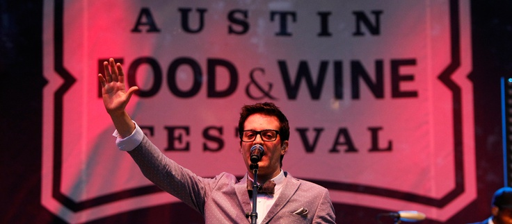 Austin FOOD & WINE Festival | April 27-29, 2012 | Austin, TX  Look for next years event!