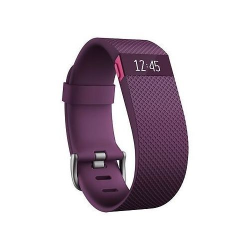Fitbit Charge Hr - Prune - Taille S (Fb-405pms)