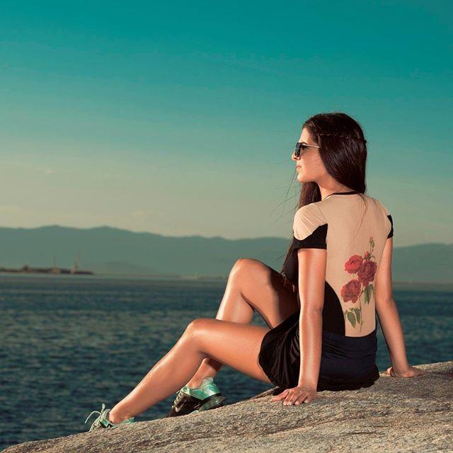 Liberte a sua mente, seja única 😍 #artstilo #euuso #tatuagem #fitness #academia #lookdodia