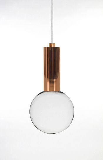 FÖNSTERlampa TORCH Koppar exkl glödlampa i gruppen LJUS & LAMPOR / Taklampor/Fönsterlampor hos HouseofHedda.com (GloFonsterTORCHKoppar)