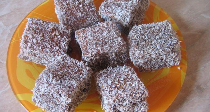 Kókuszkocka recept | APRÓSÉF.HU - receptek képekkel