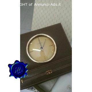 Orologio da scrivania gucci